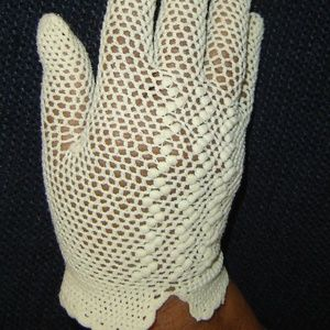 Other - Crocheted Gloves